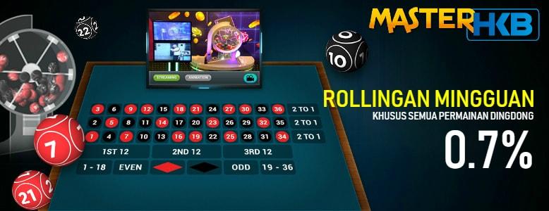 bonus rollingan dingdong hkb gaming masterhkb